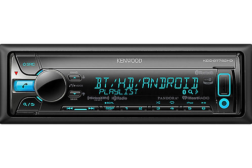 RADIO KENWOOD KDCBT762HD