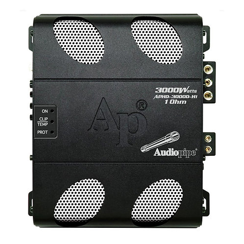 AMPLIFICADOR AUDIO PIPE APHD-3000D-H1