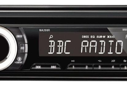 RADIO NAKAMICHI NA200R