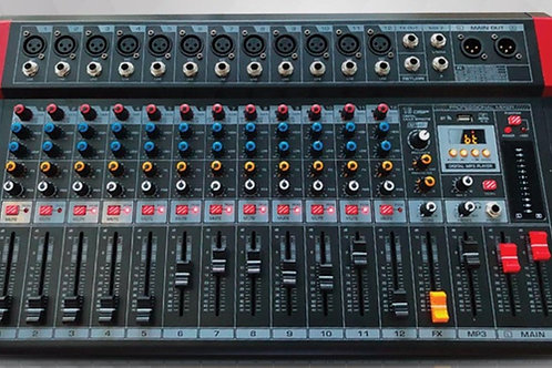 MIXER SOUNDTRACK MIX-1200DSP