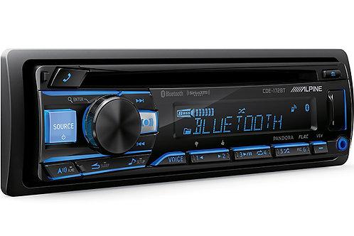 RADIO ALPINE CDE-172BT