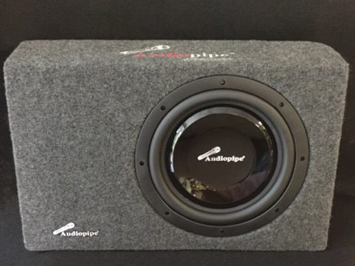 "SUBWOOFER AUDIO PIPE 10"" APSB-10BDF"