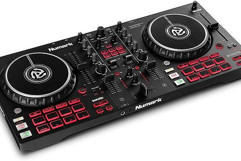 CONTROLADOR DJ NUMARK MIXTRACK PRO FX