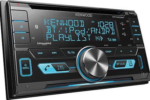 RADIO KENWOOD DPX503BT