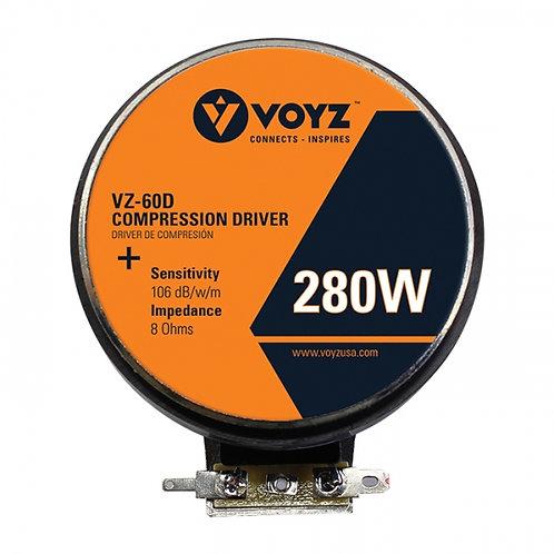 """DRIVER VOYZ 1"""" VZ-60D"""