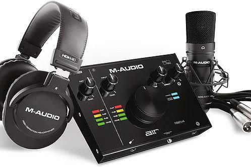 STUDIO PACK M-AUDIO AIR192XPO