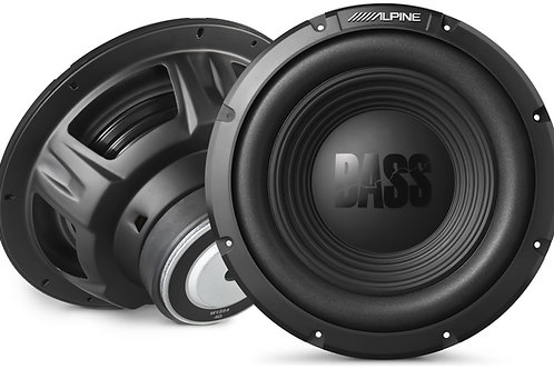 "WOOFER ALPINE 12"" W12S4"