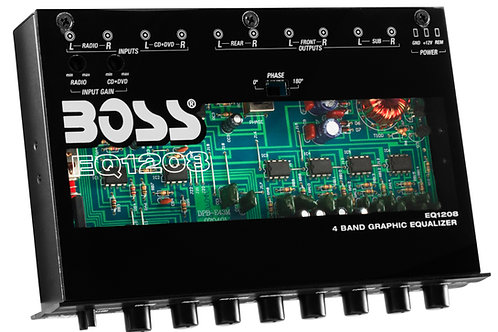 PREAMP BOSS EQ1208