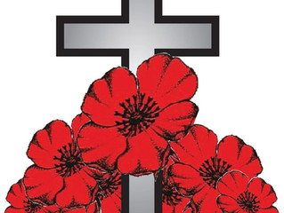 Remembrance Service 10th November 2019 6.30pm