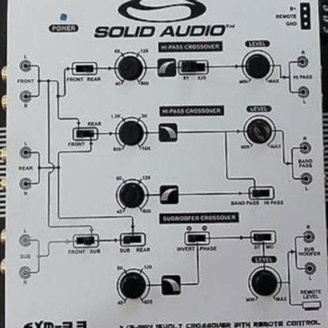 CROSSOVER SOLID AUDIO SXM3.3