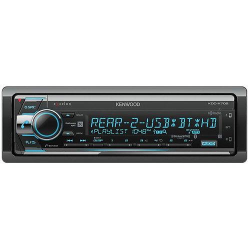 RADIO KENWOOD KDC-X702