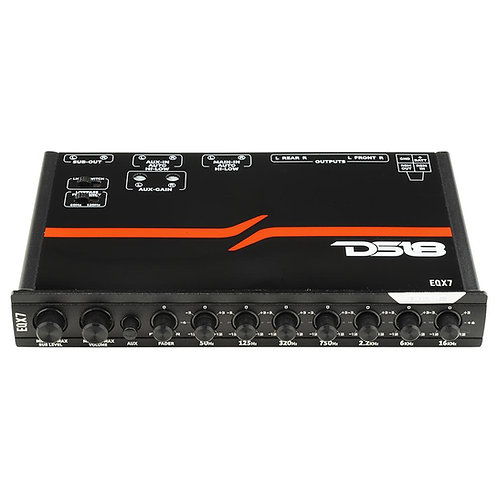 PREAMP DS18 EQX7