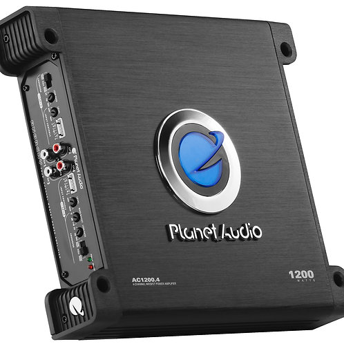 AMPLIFICADRO PLANET AUDIO AC1200.4