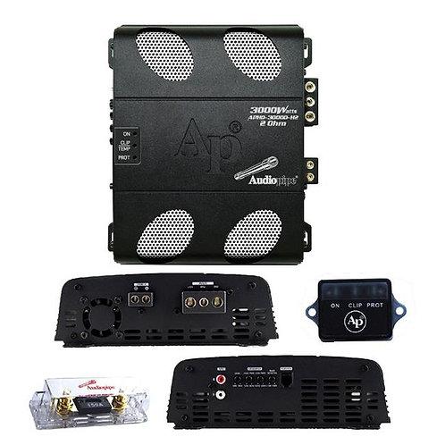 AMPLIFICADOR AUDIO PIPE APHD-3000D-H2