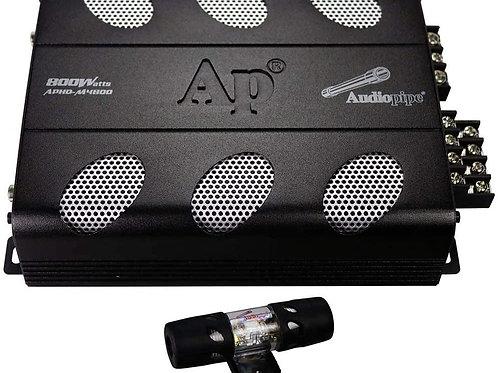 AMPLIFICADOR AUDIOPIPE APHD-M4800