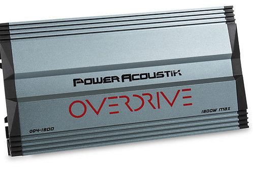 AMPLIFICADOR POWER ACOUSTIK OD4-1800