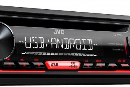 RADIO JVC KD-R492