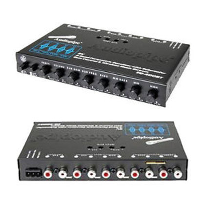 PREAMP AUDIO PIPE EQ-400BT