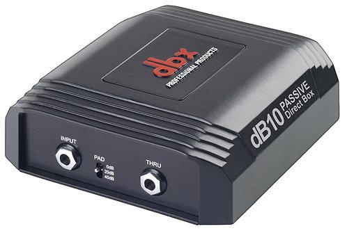 DIRECT BOX DBX DB10