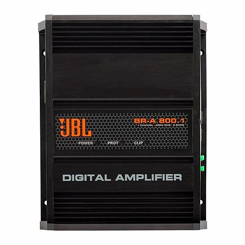 AMPLIFICADOR JBL BRA800.1