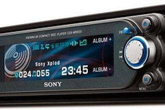 RADIO SONY CDX-M9900