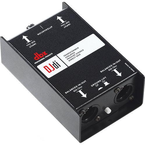 DIRECT BOX DBX DJDI