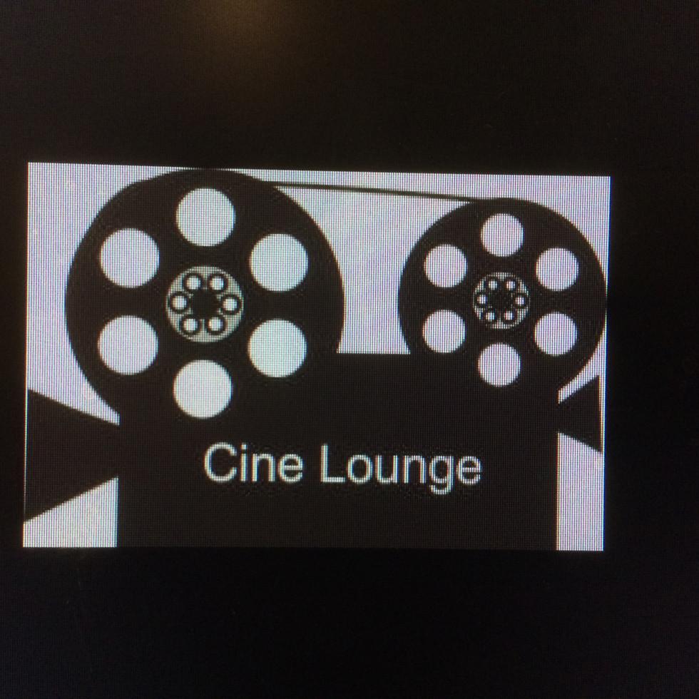 Cine Lounge Espaçoarte