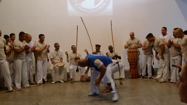 Batizado de Capoeira