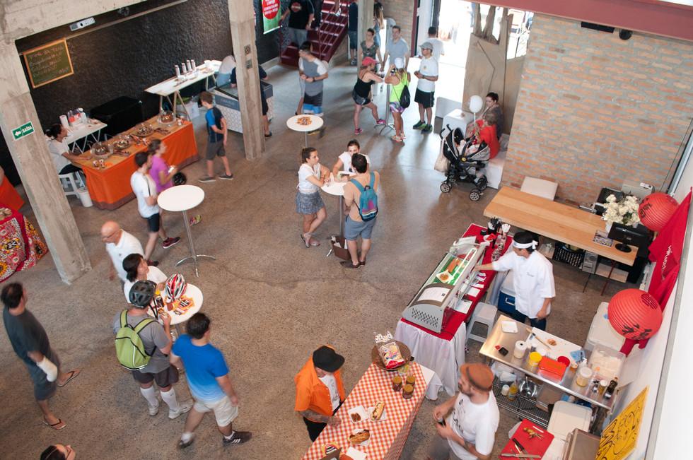 Vila Olimpia Gastronomia
