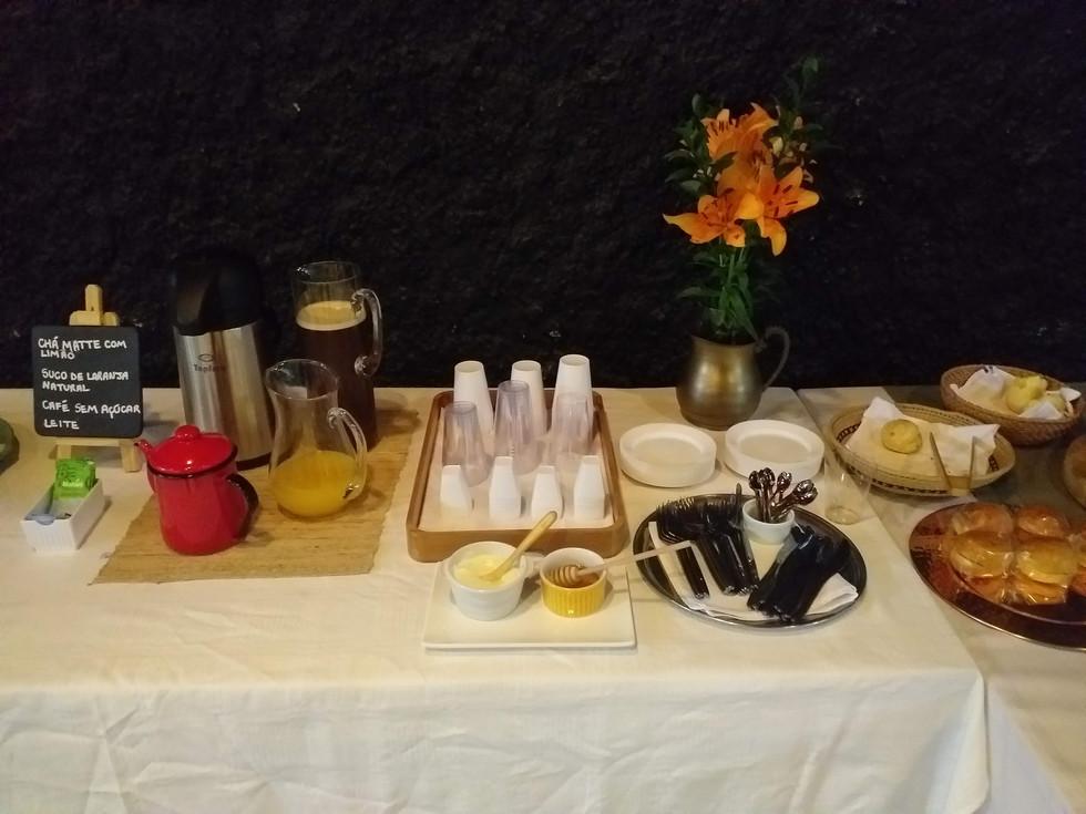 Coffee Break Espaçoarte Eventos