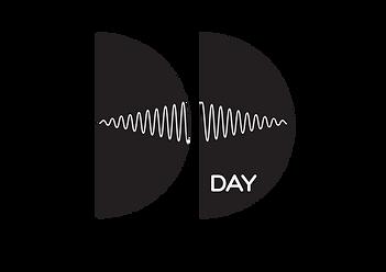 DD Day logo BW.png