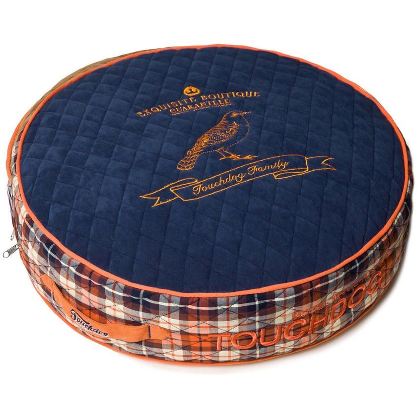 Bark-Royal Circular Dog Bed
