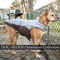 helios dog coat