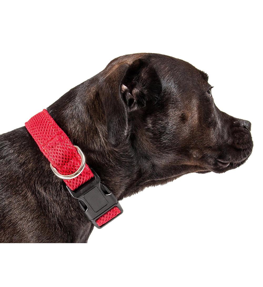 Pet Life Aero Mesh Dog Collar