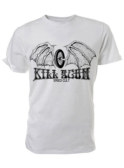 KILL SCUM SPEED CULT WINGED WHEEL T