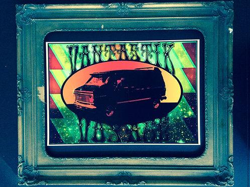 Vantastik Voyage 13x19 print