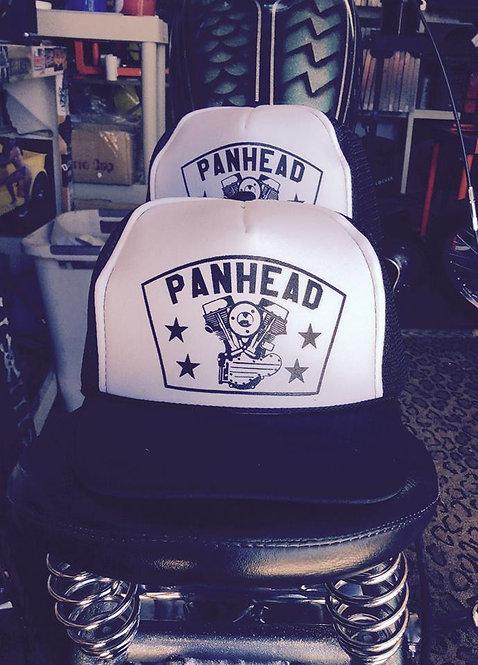 PANHEAD classic engine trucker cap