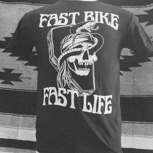FAST BIKE FAST LIFE SHIRT