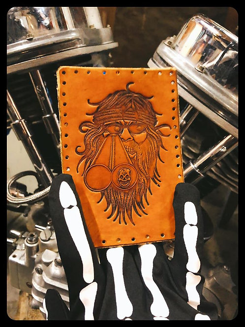 Shotgun Willy Leather Patch