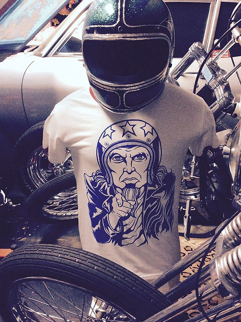 Uncle Sam Wants You To Ride Ringer shirts