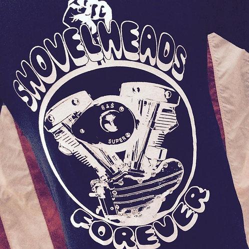 SHOVELHEADS FOREVER T SHIRT
