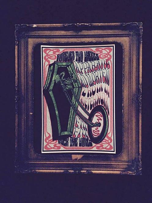 Apparatus Ad Mortem (machines of death) print