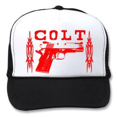 COLT WHITE/BLACK HATS