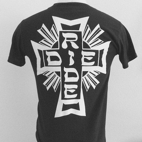 """""""Ride & Die"""" Oldschool Dogtown inspired shirt"""