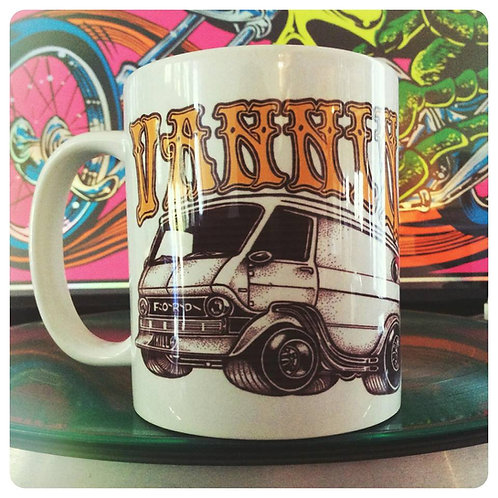 Vannin' mug