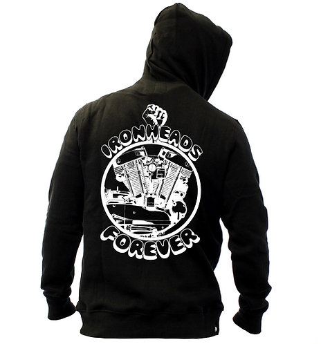 IRONHEADS FOREVER HOODIE!!
