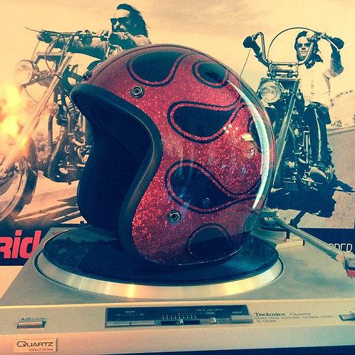 Hell Fire Helmet