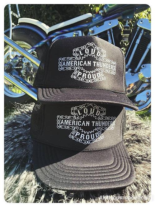 Loud Proud American Thunder black hat