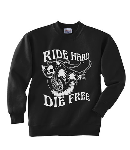 RIDE HARD DIE FREE FLEA SWEAT