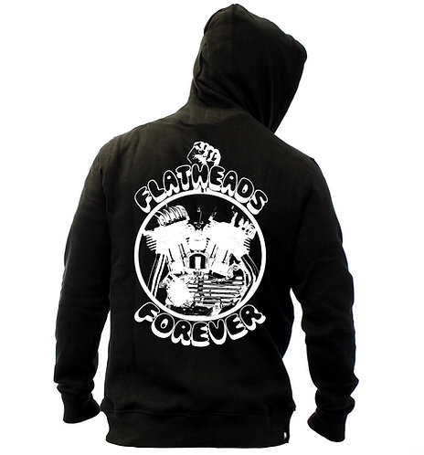 FLATHEADS FOREVER HOODIE!!